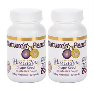 Picture of Premium Muscadine Grape Seed (2 ct)